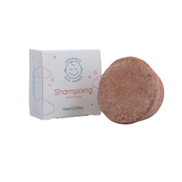 shampoing sourires aux anges